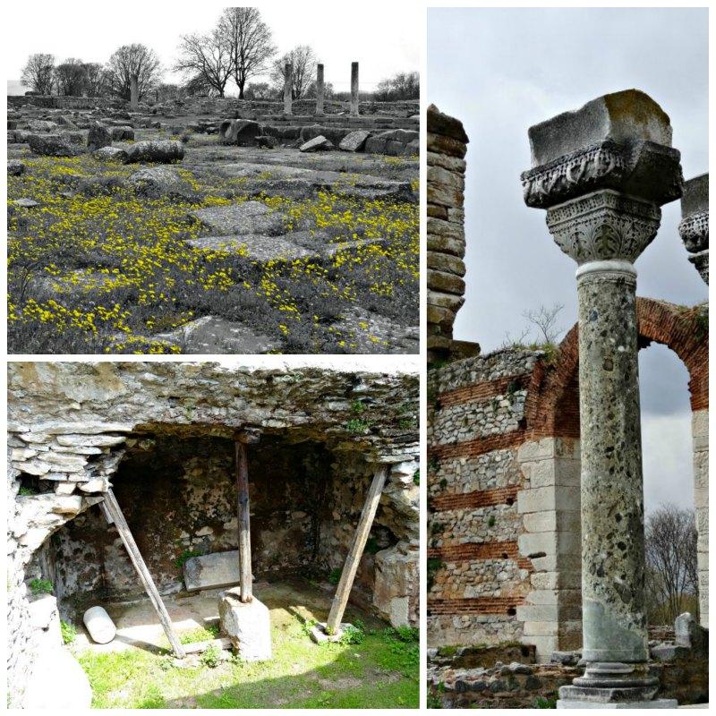site archéologique de Philippes
