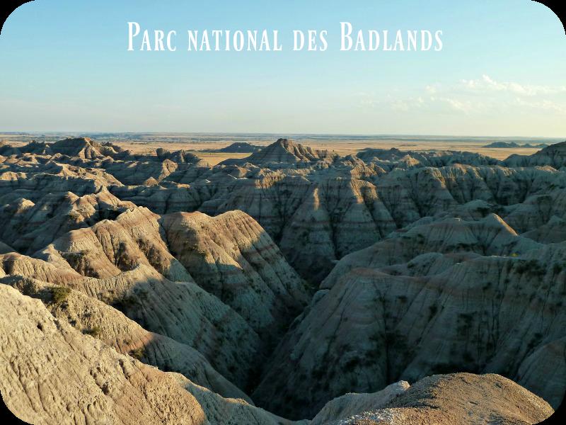 parc national des badlands