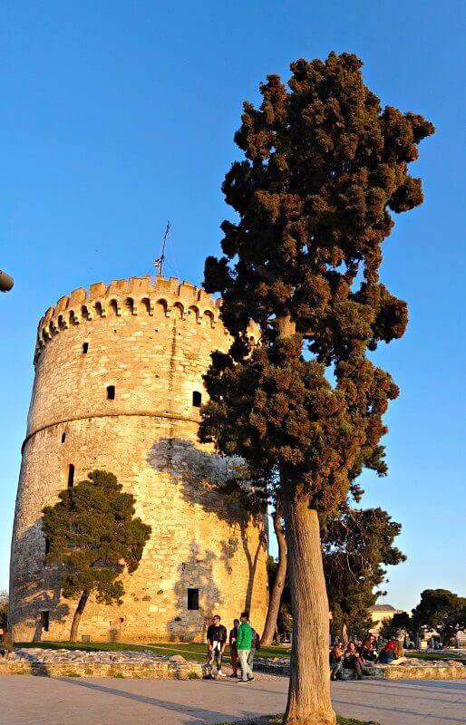 la tour blanche à thsessalonique