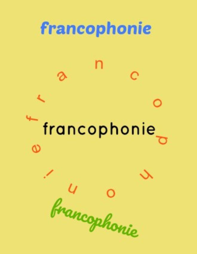 La francophonie en 10 points